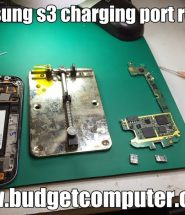samsung galaxy charging port repair