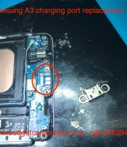 samsung a3 charging port replacement